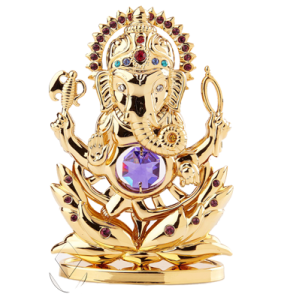 Ganesh in Gold Plated