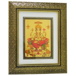 Raja Ganesh Antique Frame
